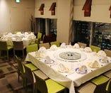 地上120メートル、新宿の夜景が一望できる「天厨菜館」