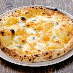 4種チーズ夢の競演 クアトロフロマッジオ