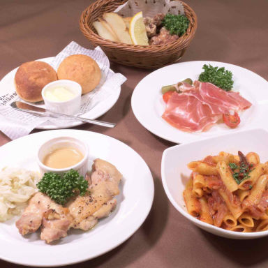 だん家 FOOD&TIME ISETAN YOKOHAMA店 コースの画像