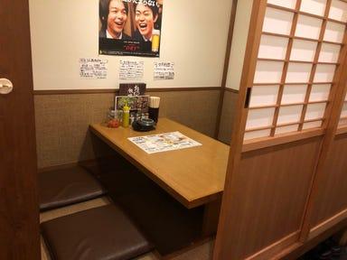 お好み焼き ねぎ庵 紙屋町店  店内の画像