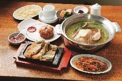 韓国厨房 水刺間