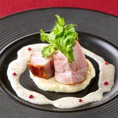 フランス料理 ローズルーム