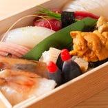 お寿司のテイクアウトを承っております。ご自宅でお店の味を堪能