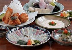 博多 ぼて ふぐ料理  コースの画像