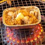 お子様とご一緒に七輪でおつまみ♪ 焼肉だけじゃなく、海鮮やお野菜もご一緒に!!