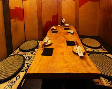 岡山料理専門店 ~cooking of art Ikiya~ 店内の画像