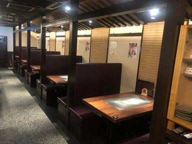 京ちゃばな 新大阪店  店内の画像