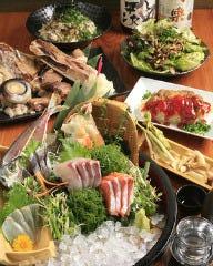 鮮魚刺身と朝採り野菜 すず家 自由が丘店