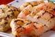 小海老、帆立、旬野菜を使った、 自家製さつま揚げです。