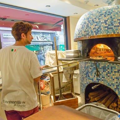 Trattoria e Pizzeria de salita 赤坂 こだわりの画像