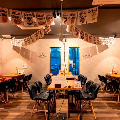 イタリアン酒場 肉処ももい 出雲駅前店  店内の画像