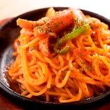 【一品料理】 ピッツァやパスタをはじめ多彩なメニューが揃う