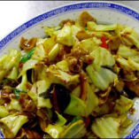 回鍋肉片                              