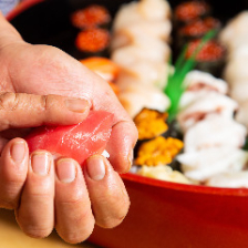 寿司職人の経験が光る人気の大和寿司