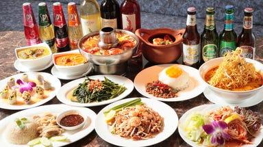 タイレストラン タニサラ  コースの画像