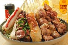 串・麺 ともすけ 久留米店