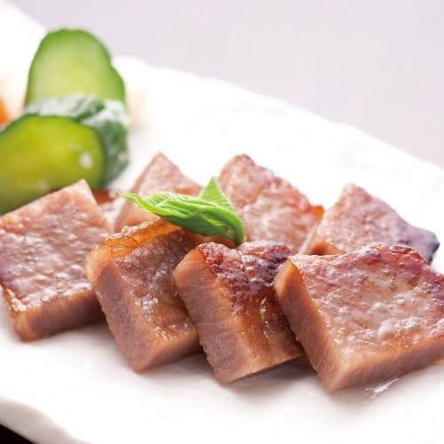 米沢牛を使った極上の逸品料理