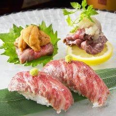 牛寿司 鉄板焼 個室 瑞祥