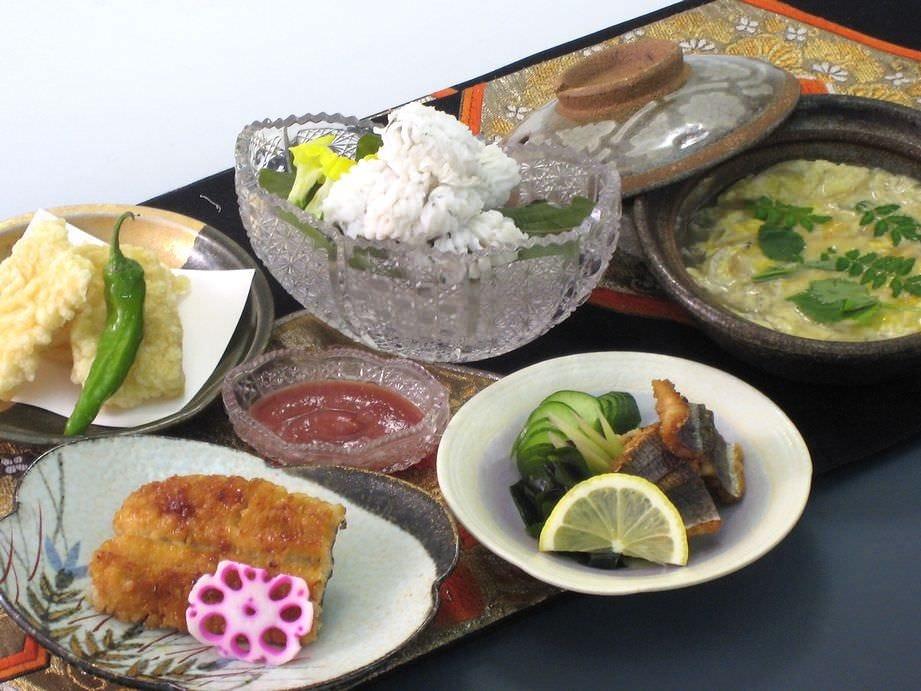 京都 鱧料理
