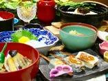 京の湯豆腐会席