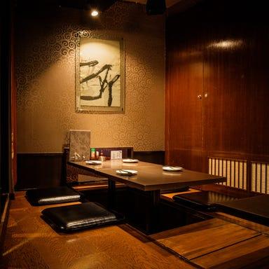 へぎそば匠 渋谷文化村通り店  店内の画像
