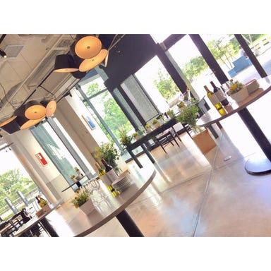 GOOD MORNING CAFE 品川シーズンテラス 店内の画像