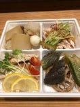 【テイクアウト】 惣菜選べる4種1,300円