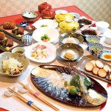 ■日本酒といか料理にこだわる隠れ家