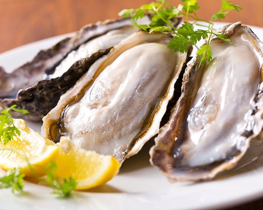 数量限定!岡山県産大粒生牡蠣