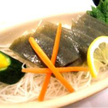 海藻のお刺身えご