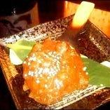 日本酒の友、焼味噌
