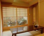 2F 個室 座敷 2~6名様  4部屋御座います。