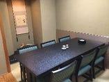 2F 個室 テーブル席 2~6名様  4部屋御座います。