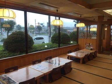 北海道生まれ 和食処とんでん 渋川店  店内の画像