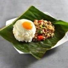 鶏挽肉のバジル炒め(パッ・ガパオ・ガイ)