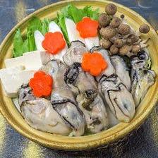 三陸牡蠣鍋