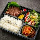 近江牛ステーキ弁当
