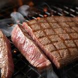 近江牛はステーキ、焼肉、すき焼きなど多彩な調理で楽しめます
