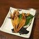 知る人ぞ知る最高の肴、キヌ貝の炙り焼き
