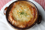 【スープ】オニオングラタンスープ