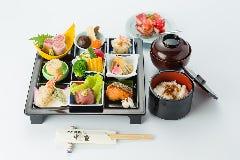 日本料理 中重