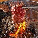 炭火で焼いてさらに美味しい!