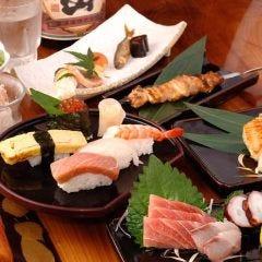 ◎【2h飲み放題付】気軽コース ※お料理は全て個人盛りにて提供致します。