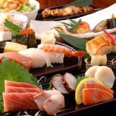 ◎鯛の姿造り付!特別お顔合わせ 【旬彩】 コース ※お料理は全て個人盛りにて提供致します。