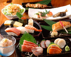 ◎鯛の姿造り付!特別お顔合わせ【かがみ】コース ※お料理は全て個人盛りにて提供致します。