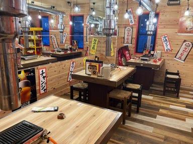 焼肉 サトウ商店 錦町店  店内の画像