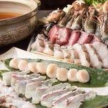 海鮮ちゃんこ鍋は宴会に人気