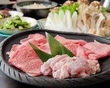 食通の方が集まる宴会なら、自慢の『佐賀牛すきやき鍋コース』がおすすめ