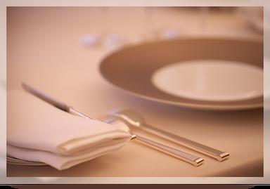 フランス料理 壺中天  コースの画像