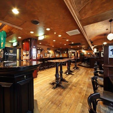 DUBLINERS'IRISH PUB 新宿 店内の画像
